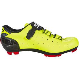 Sidi Trace Shoes Herren yellow fluo/black